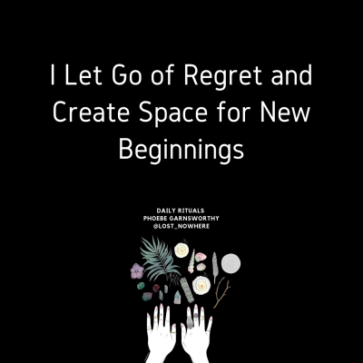 Spiritual Practices for Letting Go & Moving Forward