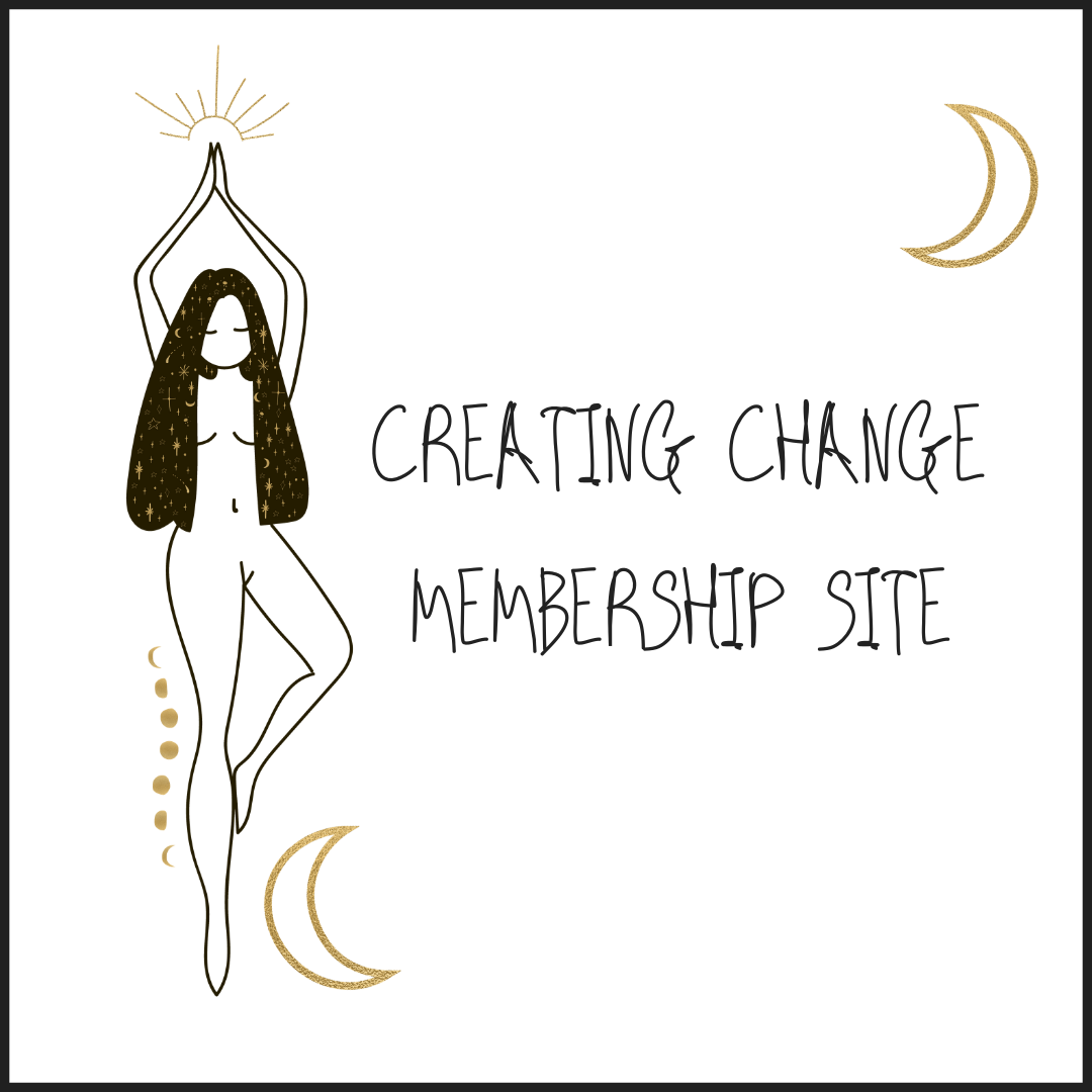 creating change membership site