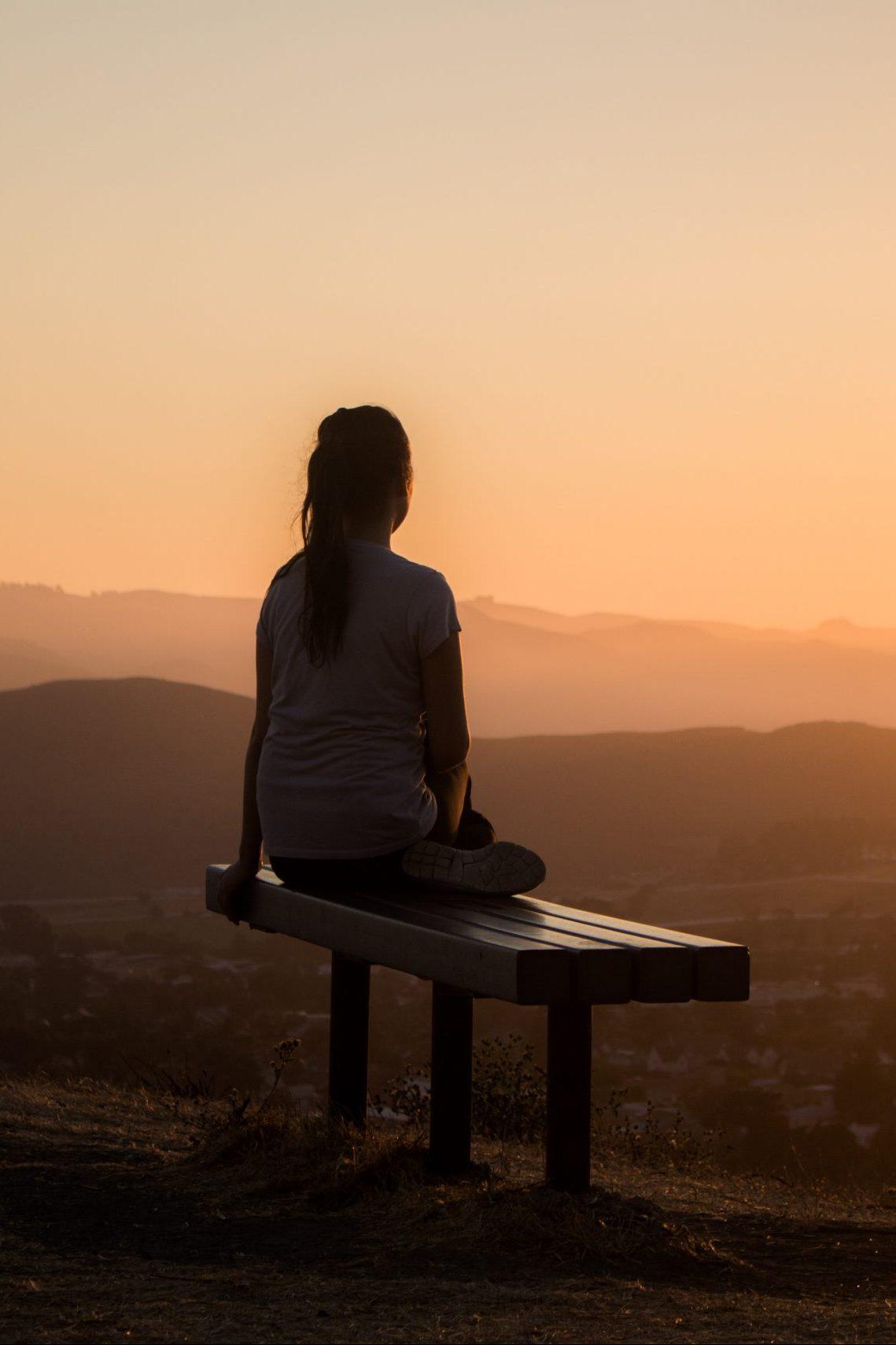 Meditate to feel like myself again