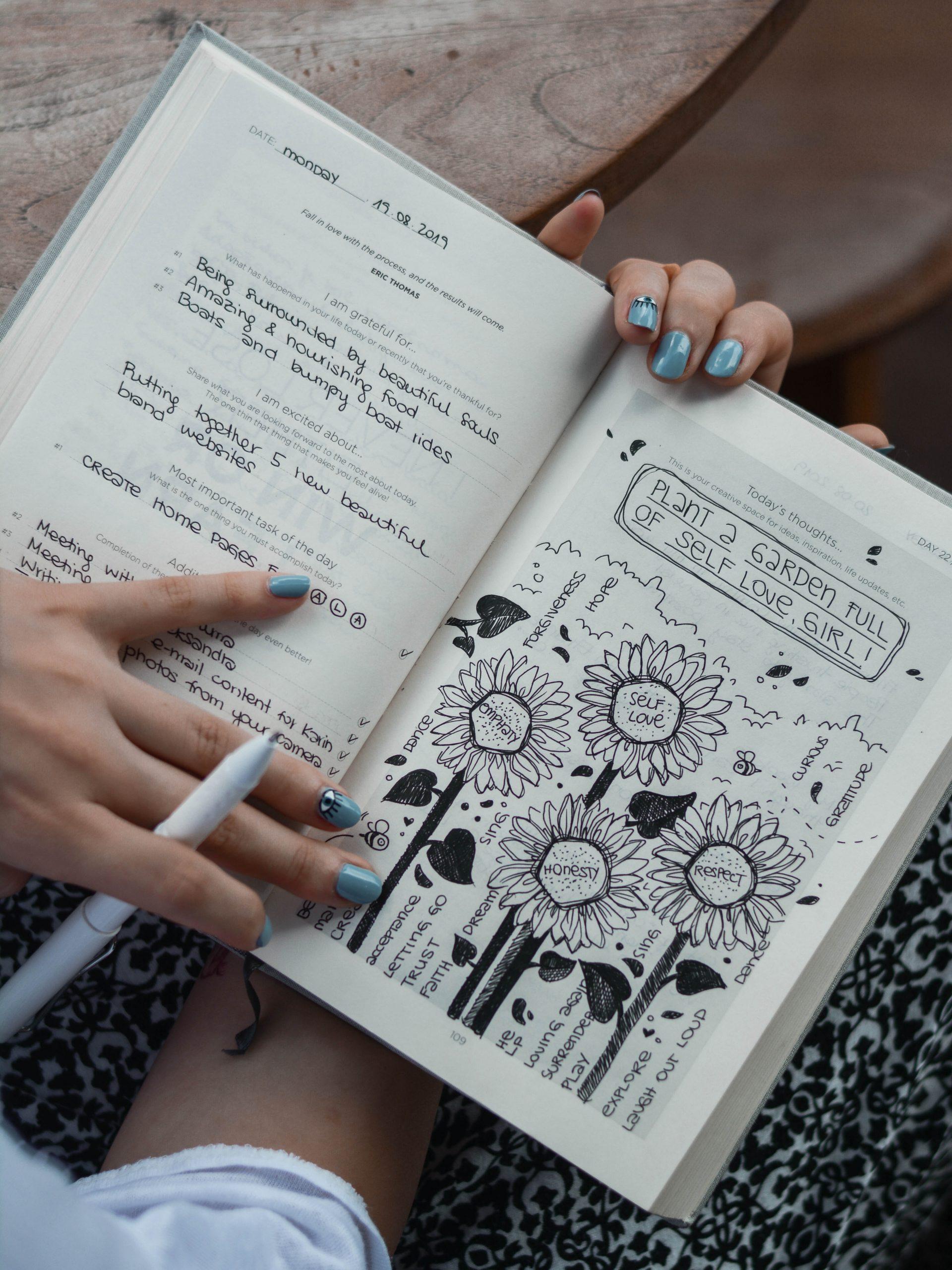 journaling to raise vibration